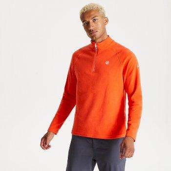 Męski polar Dare2B Freethink II pomarańczowy