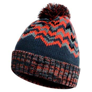 Dare 2b - Men's Headstrong Bobble Hat Ebony Clementine