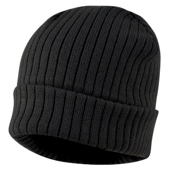 Dare 2b - Men's On The Ball Beanie Hat Ebony Grey