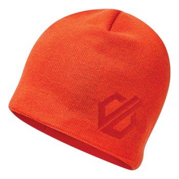 Męska czapka beanie Dare2B Rethink pomarańczowa