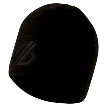 Dare 2b - Men's Rethink Embroidered Beanie Hat Black