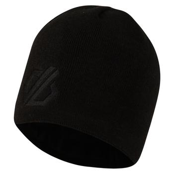 Dare 2b - Men's Rethink Embroidered Beanie Hat Black