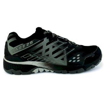 Czarne buty męskie do biegania Dare2b Razor