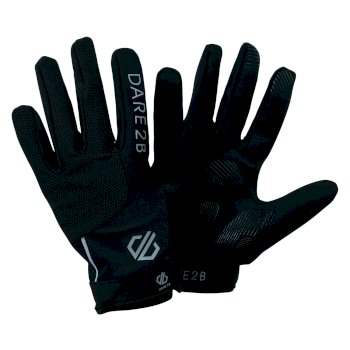 Dare 2b - Men's Forcible Cycling Gloves Black
