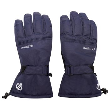 Dare 2b - Men's Worthy Waterproof Insulated Ski Gloves Nightfall Navy
