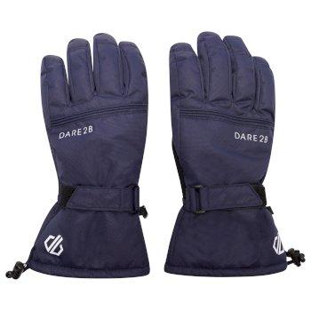 Męskie rękawiczki zimowe Dare2B Worthy granatowe