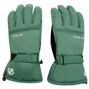Męskie rękawiczki Dare2B Worthy zielone