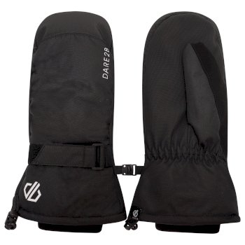 Dare 2b - Men's Veracity Waterproof Insulated Ski Mitts Black