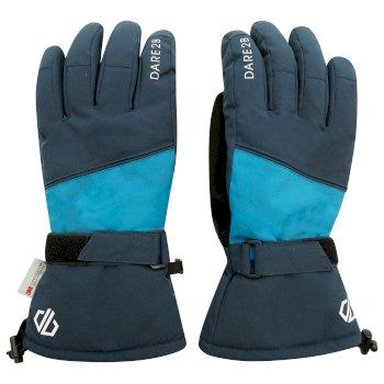 Dare 2b - Men's Diversity Waterproof Insulated Ski Gloves Nightfall Navy Dark Methyl