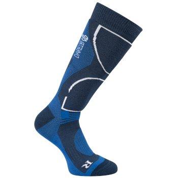 Men's Construct Tech Ski Socks Admiral Oxford Blue
