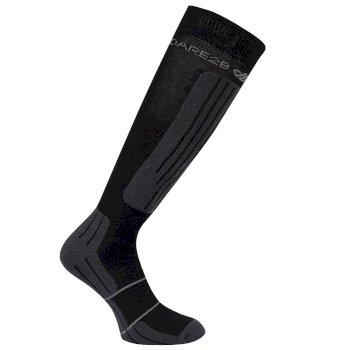 Men's Sculpt Ski Socks Black