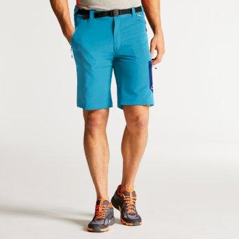 Niebieskie szorty męskie Dare2b Paradigm
