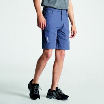 Dare 2b - Men's Tuned In II Multi Pocket Walking Shorts Quarry Grey