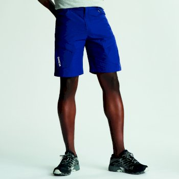 Dare 2b - Men's Tuned In II Multi Pocket Walking Shorts Clear Water