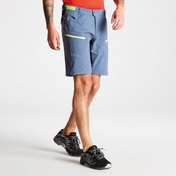 Men's Renew Multi Pocket Cycle Shorts Meteor Grey