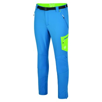 Dare 2b - Men's Disport Lightweight Multi Pocket Walking Pants Petrol Blue