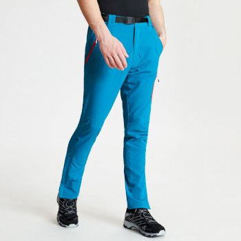Dare 2b - Men's Disport Lightweight Multi Pocket Walking Trousers Ocean Depths