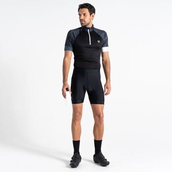 Dare 2b - Men's Ecliptic II Lightweight Gel Cycling Shorts Black