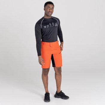 Dare 2b - Men's Duration Shorts  Trail Blaze Red