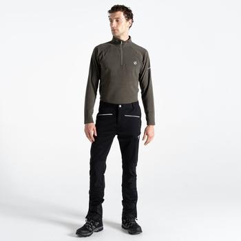 Męskie spodnie trekkingowe Dare2B Appended II czarne