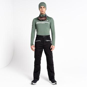 Męskie spodnie narciarskie Dare2B Rise Out II czarne