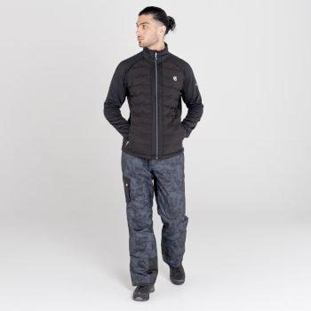 Men's Honour Full Zip Sweater Black
