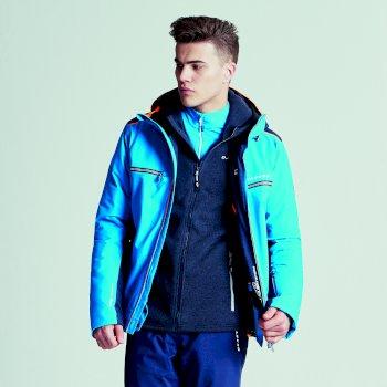 Męska kurtka narciarska Dare2b Regression Niebieska