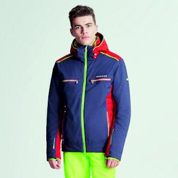 Men s Regression Ski Jacket Ebony Grey Code Red e6953d4e3