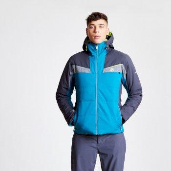 Męska kurtka narciarska Dare2B Revolut niebieska