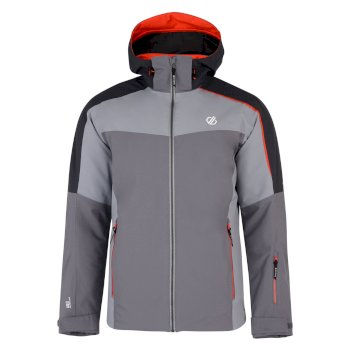 Dare 2b - Men's Intermit Ski Jacket Aluminium Cloudy Grey