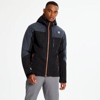 Dare 2b - Men's No Limits Ski Jacket Black Ebony
