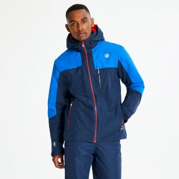 Dare 2b - Men's No Limits Ski Jacket Admiral Oxford Blue