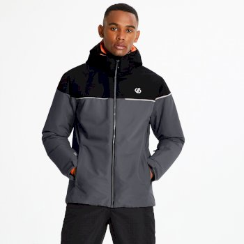 Dare 2b - Men's Cohere Ski Jacket Ebony Black
