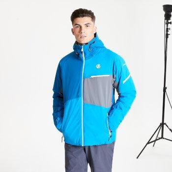 Męska kurtka narciarska Dare2B Supercell Pro niebieska