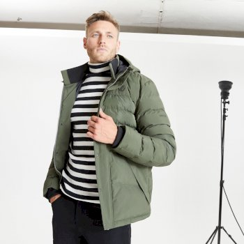Męska kurtka narciarska Dare2B Endless ciemne khaki
