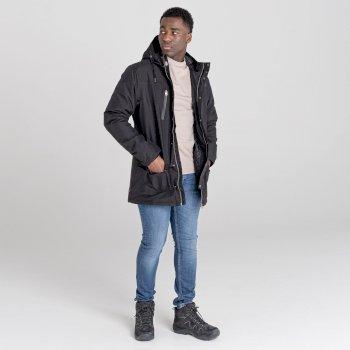 Dare 2b - Men's Citified Waterproof Insulated Jacket Black