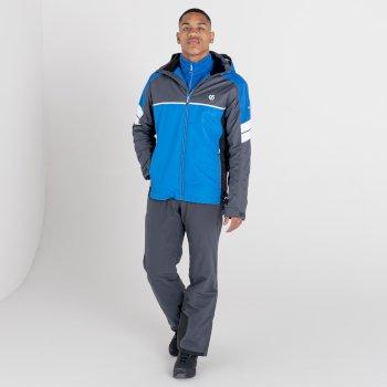 Męska kurtka narciarska Dare2B Incarnate niebieska