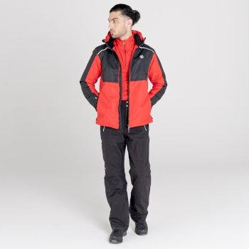 Męska kurtka narciarska Dare2B Observe II czerwona