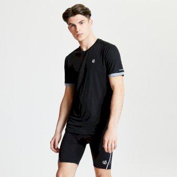 Męski t-shirt Dare2B Unifier czarny