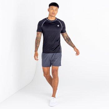 Dare 2b - Men's Peerless Lightweight T-Shirt Black