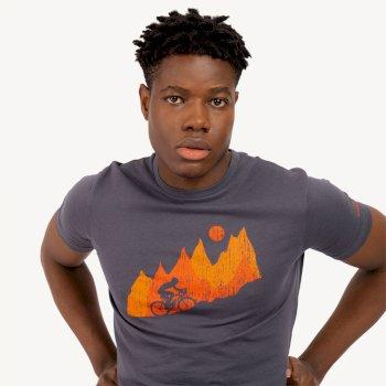 Dare 2b - Men's Determine Graphic T-Shirt Ebony Grey