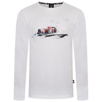 Męska koszulka Dare2B Overdrive biała
