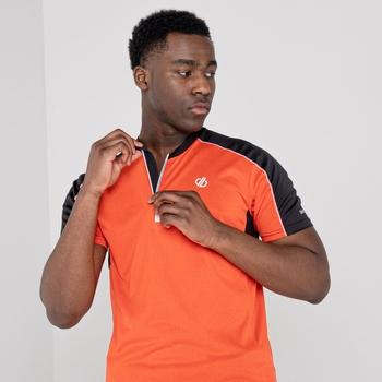 Męska koszulka Aces II Dare2B pomarańczowy