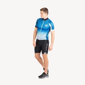 Męska koszulka z długim rękawem Virtuosity Dare2B niebieska