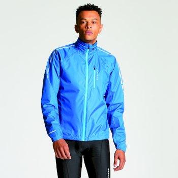 Men's Mediator Running Jacket National Blue