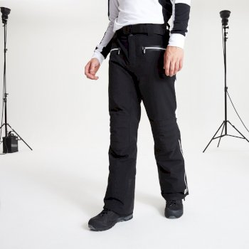 Męskie spodnie narciarskie Dare2B Rise Out czarne