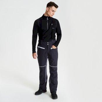 Dare 2b - Men's Intrinsic Ski Pants Ebony Aluminium Grey