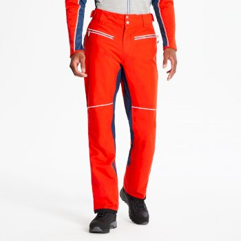 Dare 2b - Men's Intrinsic Ski Pants Fiery Red Admiral Blue