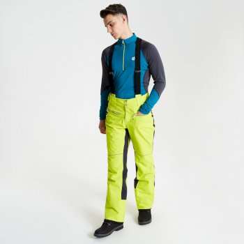 Dare 2b - Men's Intrinsic Ski Pants Citron Lime Ebony