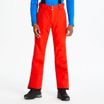 Dare 2b - Men's Achieve Ski Pants Fiery Red